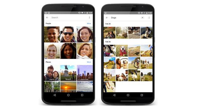 Google Photos Android Phone
