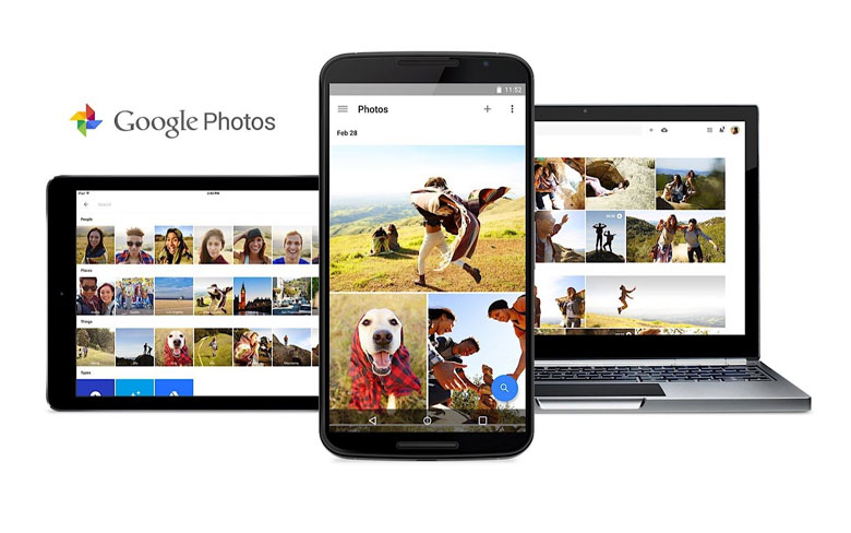 Google Photos Multiple Device