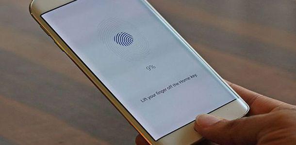 Samsung Finerprint