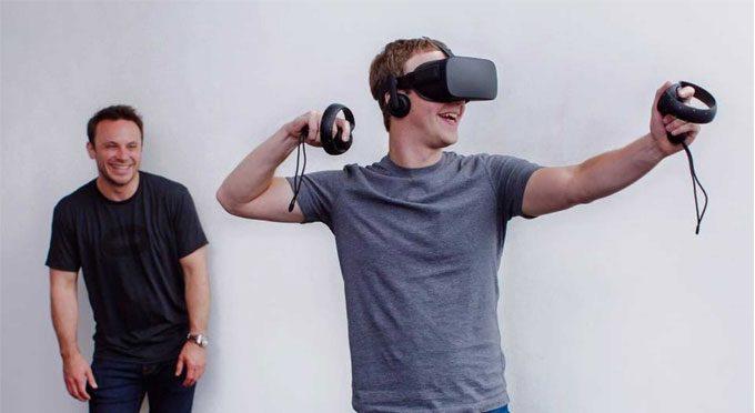 Oculus VR Gaming