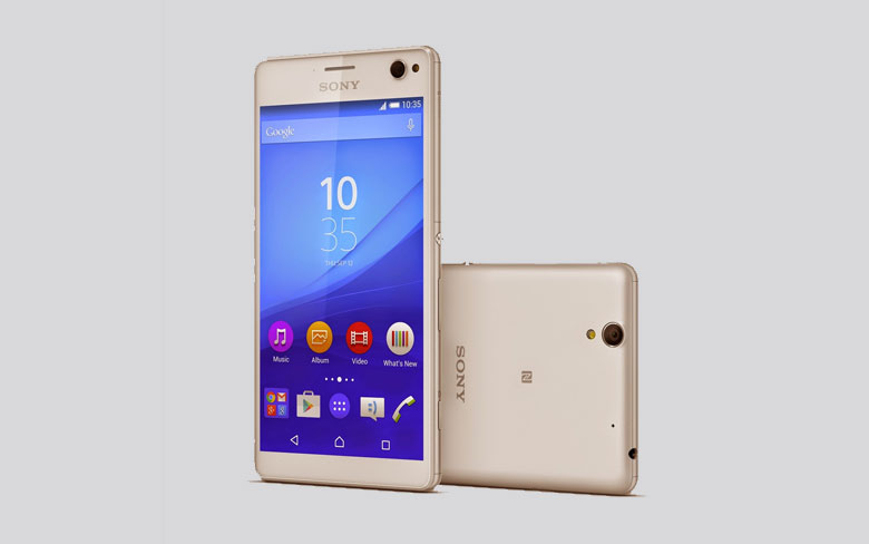 Xperia C4 White Group