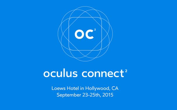 Oculus Connect 2 Registration