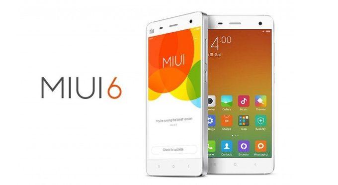 MIUI 6 Xiaomi