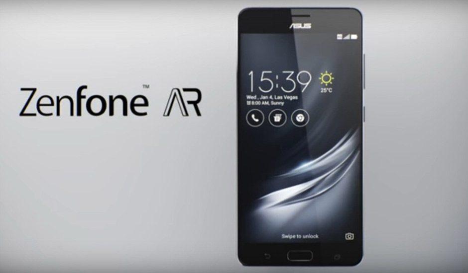 Asus Zenofone AR