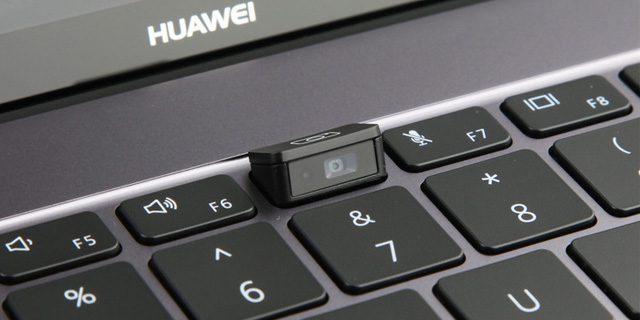 Huawei Matebook X Pro Camera