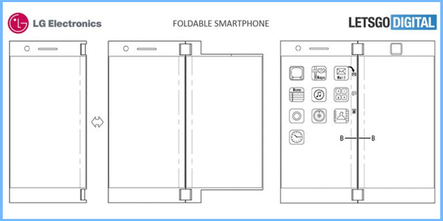 LG Dual Display Smartphone