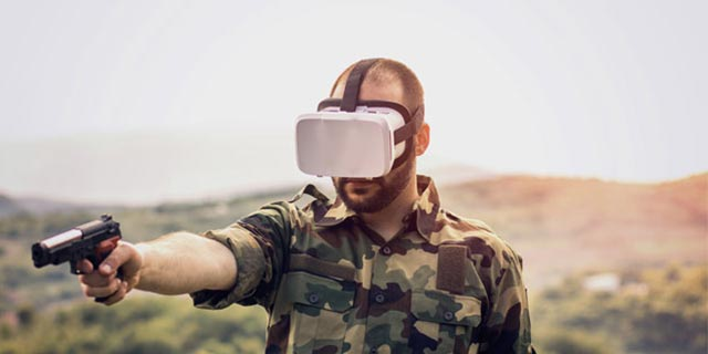 Military Application VR