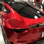 Next Gen Tesla Roadster