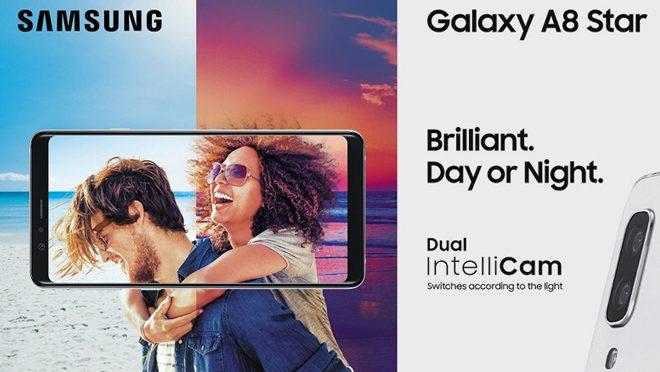 Samsung India Galaxy A8 Star