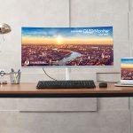 Samsung QLED Monitor