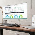 Samung QLED Balance Sheet