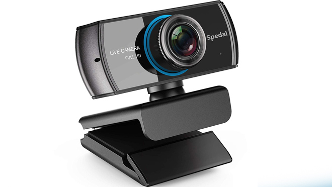 Spedal Webcam 1536p