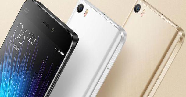 Xiaomi-Mi5 body