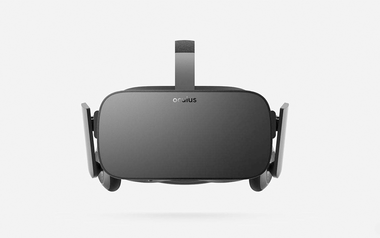 Oculus Rift Device