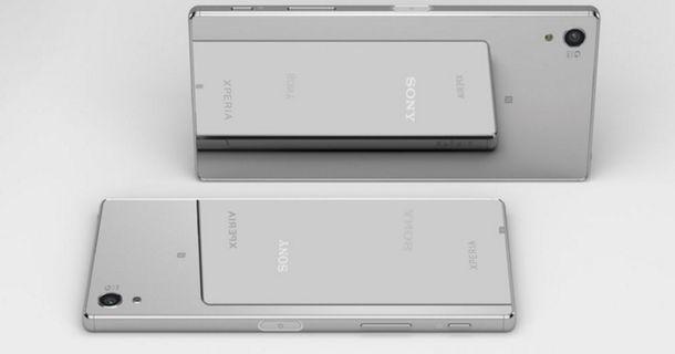 Sony Xperia Z5-cam