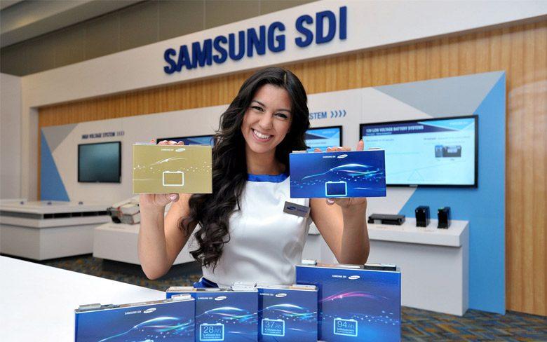 Samsung SDI Autoshow