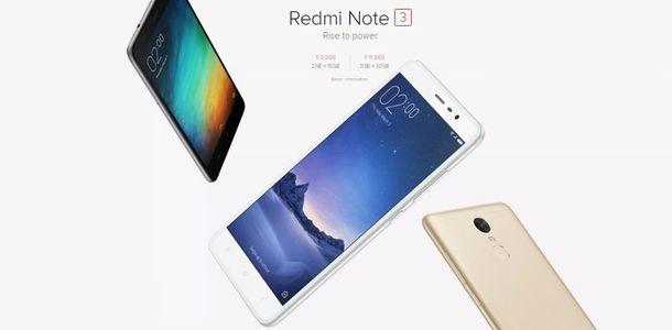Redmi Note3