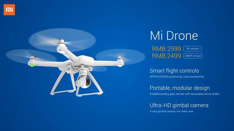 Mi Drone8
