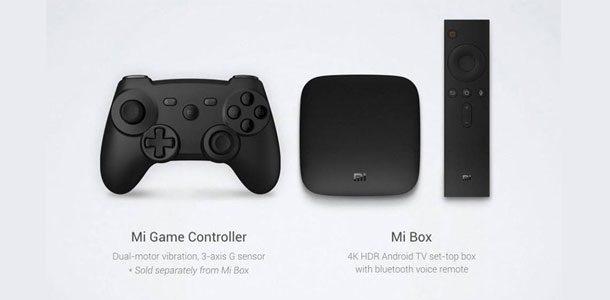 Mi-Game-Controller