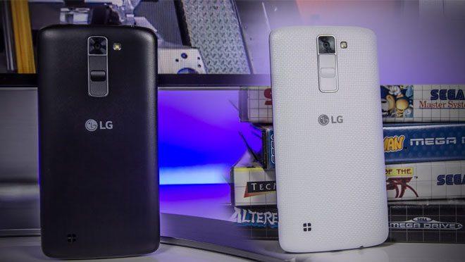 LG K7 & K8