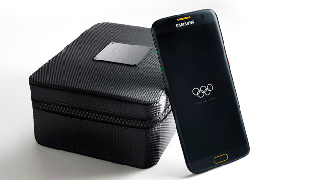 GS7 Olympic Edition Box
