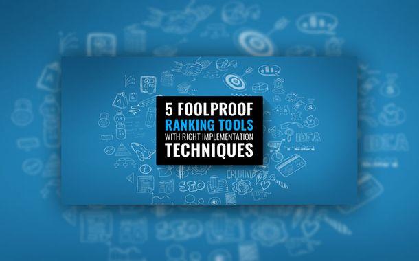 Ranking Tools