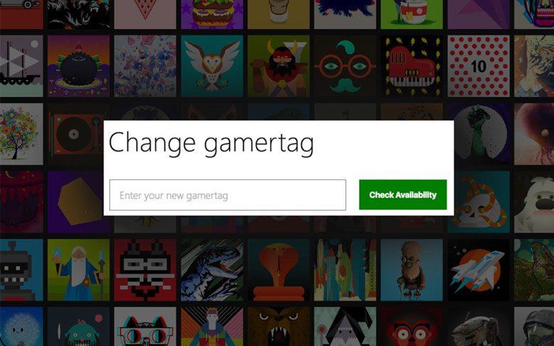 Xbox Live Gamertag