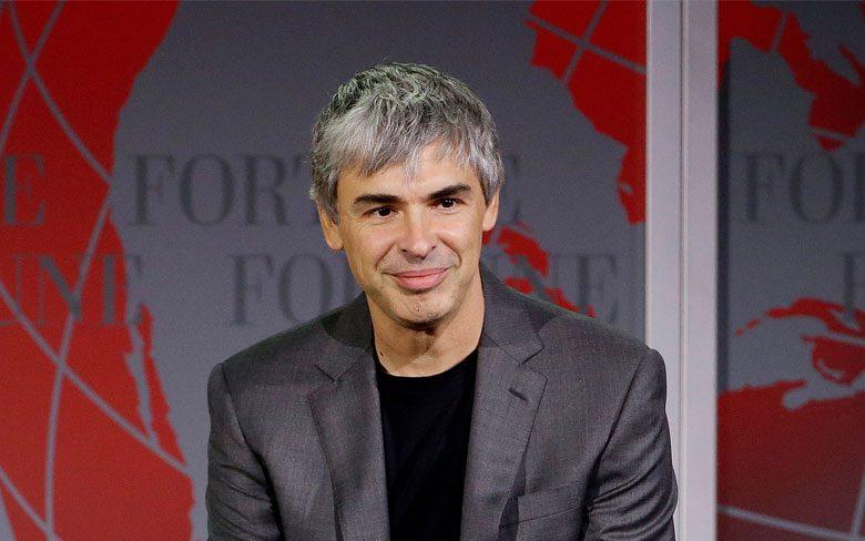 Larry Page Alphabet