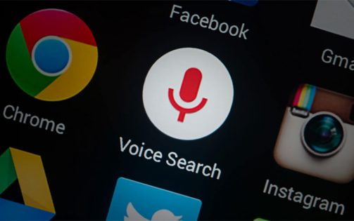 Voice Searching
