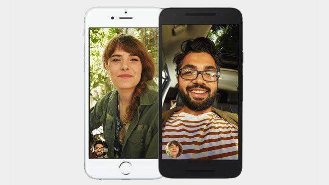 Google Duo Call
