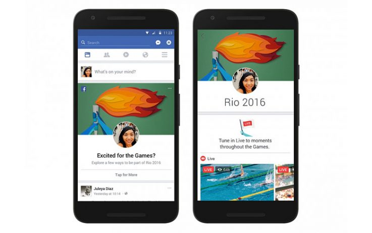 Olympic Section News Feed