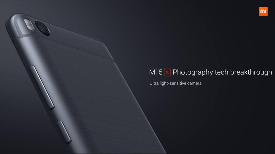 Mi 5s Back Camera