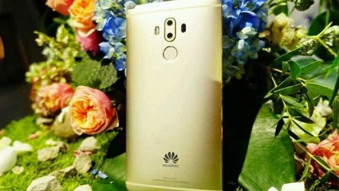 Huawei Mate 9 Back