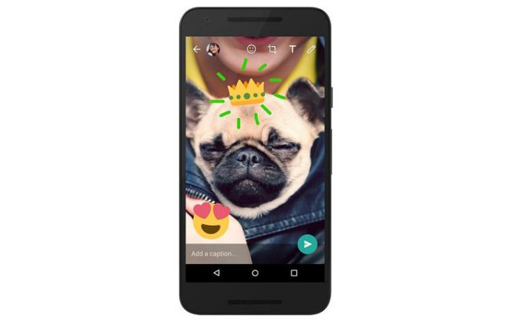 WhatsApp Camera Features