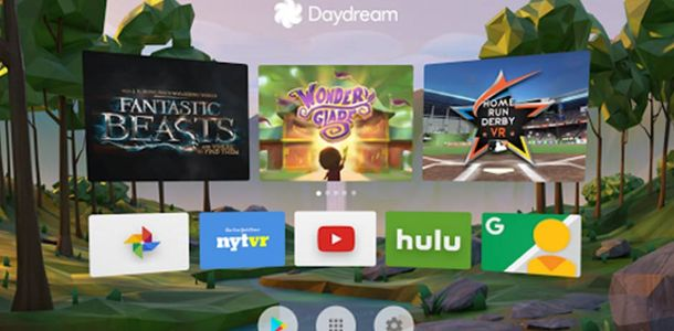 Daydream app game