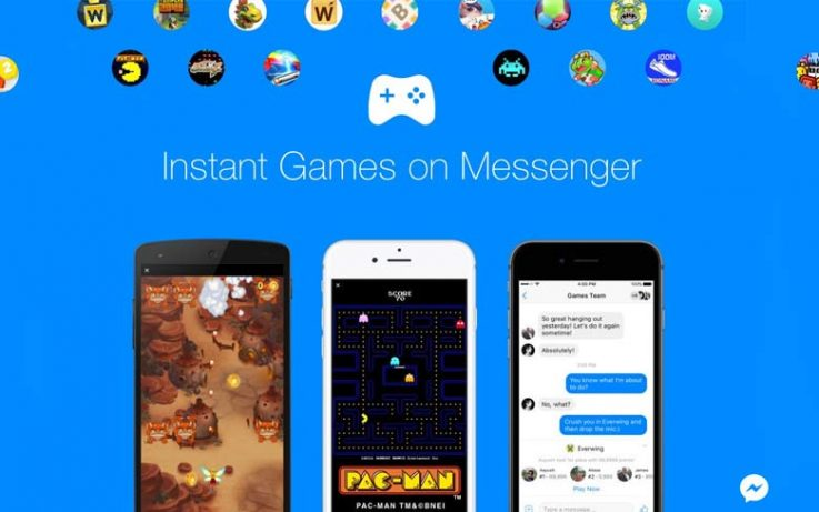 Messenger Game