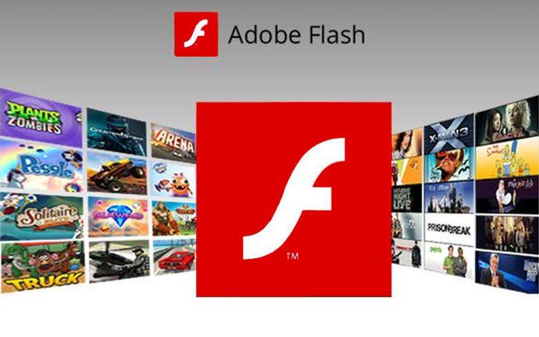 Microsoft Flash Control