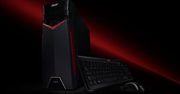 Aspire GX Desktop