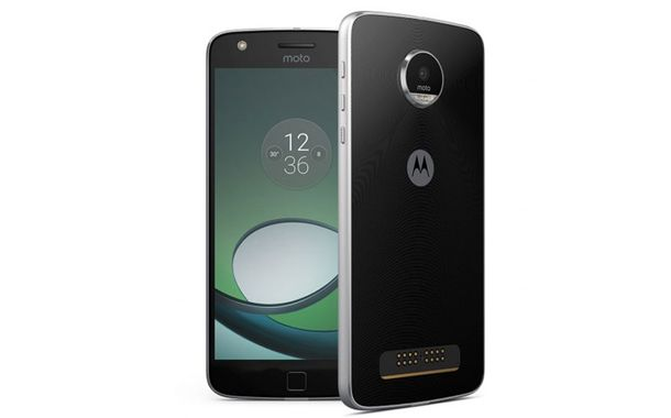 Moto Z Play Nougat Update