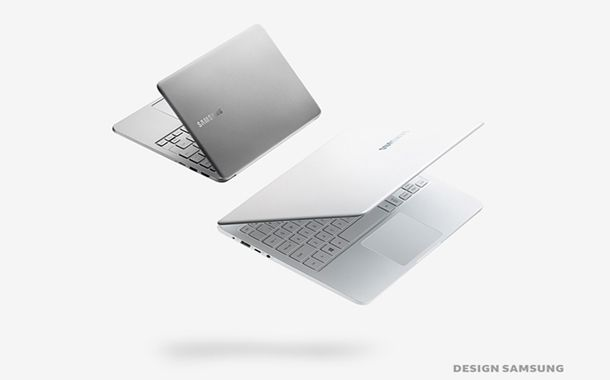 Samsung Notebook 9 Design