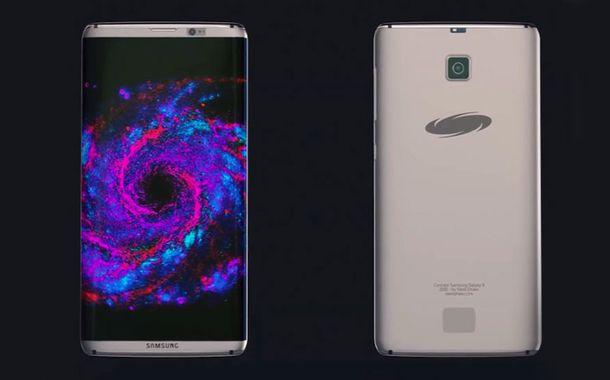 Galaxy S8 Launch