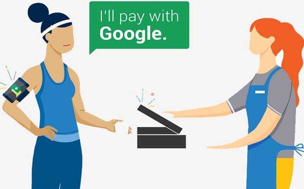 Google Hands Free Mobile Payment