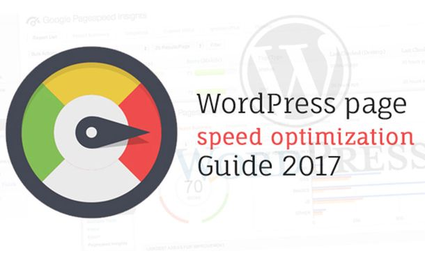 WordPress Website Page Speed