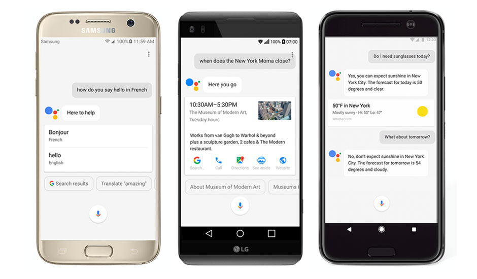 Google Assistant For Nougat