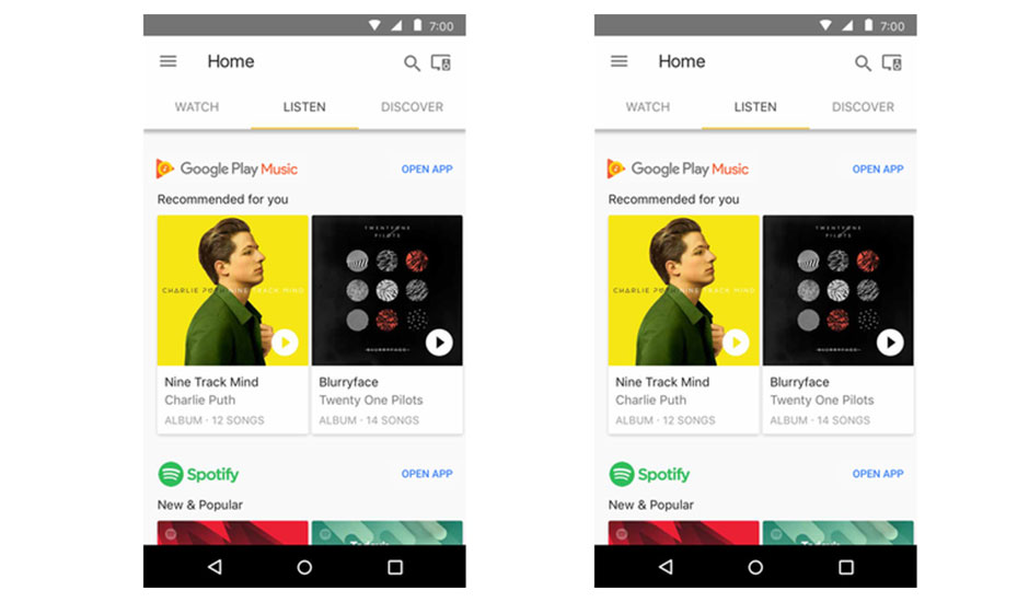 The New Google Home App Comes With Personalized Albums And Playlists
