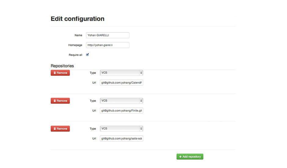 Magento URL Configure