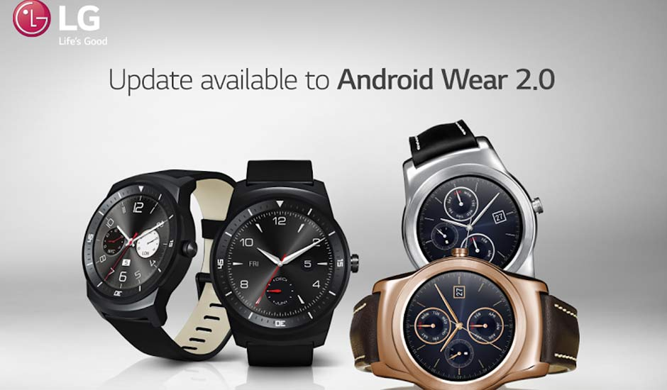 LG Wearable Android 2.0