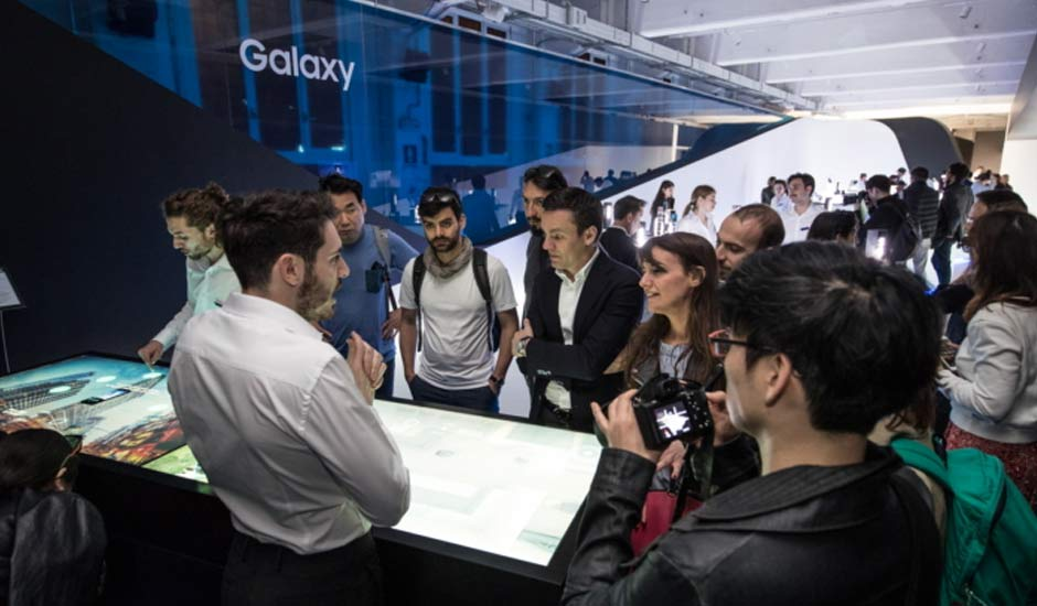 Product Experience Samsung Galaxy S8