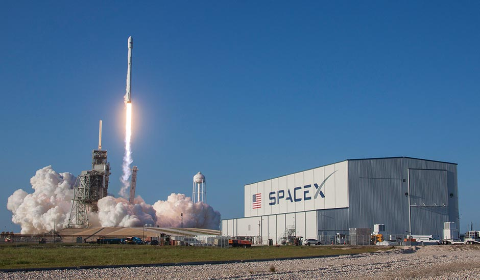 SpaceX Falcon9 Relaunch