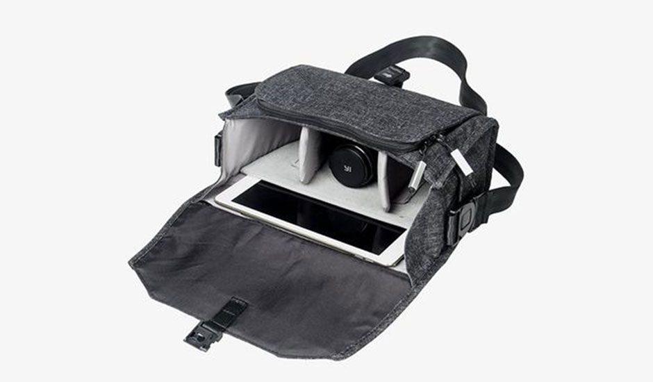 Sturdy camera bag